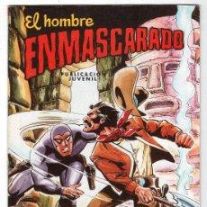 Tebeos: COLOSOS DEL COMIC Nº 50. EDITORA VALENCIANA. EL HOMBRE ENMASCARADO. EL ORO DE LOS INCAS. Lote 18143141