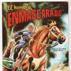 Tebeos: COLOSOS DEL COMIC Nº 51. EDITORA VALENCIANA. EL HOMBRE ENMASCARADO. EL DICTADOR. Lote 18143142