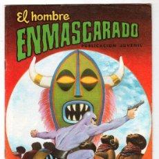 Tebeos: COLOSOS DEL COMIC Nº 15. EDITORA VALENCIANA. EL HOMBRE ENMASCARADO. LA FLAUTA DE LA MUERTE. Lote 18143157