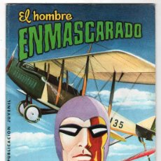 Tebeos: COLOSOS DEL COMIC Nº 16. EDITORA VALENCIANA. EL HOMBRE ENMASCARADO. LOS PIRATAS DEL AIRE. Lote 18143169