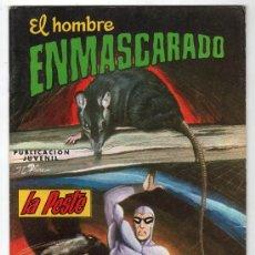 Tebeos: COLOSOS DEL COMIC Nº 17. EDITORA VALENCIANA. EL HOMBRE ENMASCARADO. LA PESTE. Lote 18143171