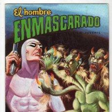 Tebeos: COLOSOS DEL COMIC Nº 19. EDITORA VALENCIANA. EL HOMBRE ENMASCARADO. EL ELIXIR DE LA JUVENTUD. Lote 18143174