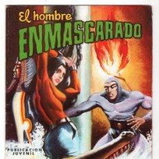 Tebeos: COLOSOS DEL COMIC Nº 23. EDITORA VALENCIANA. EL HOMBRE ENMASCARADO. PASION POR LA MUERTE. Lote 18143178