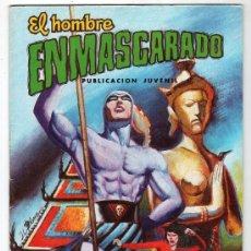 Tebeos: COLOSOS DEL COMIC Nº 24. EDITORA VALENCIANA. EL HOMBRE ENMASCARADO. SENTENCIA DE CATASTROFE. Lote 23445578