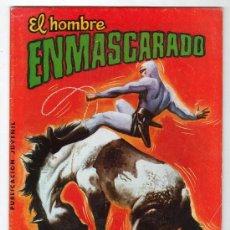 Tebeos: COLOSOS DEL COMIC Nº 25. EDITORA VALENCIANA. EL HOMBRE ENMASCARADO. LA ROCA FANTASMAL. Lote 18143183