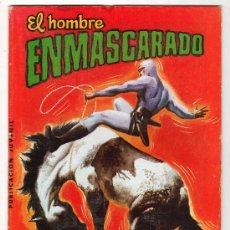 Tebeos: COLOSOS DEL COMIC Nº 25. EDITORA VALENCIANA. EL HOMBRE ENMASCARADO. LA ROCA FANTASMAL. Lote 23445579
