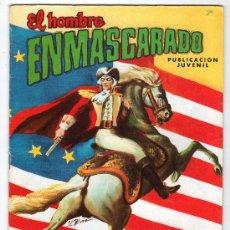 Tebeos: COLOSOS DEL COMIC Nº 33. EDITORA VALENCIANA. EL HOMBRE ENMASCARADO. EL EMBAJADOR. Lote 18143195