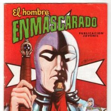 Tebeos: COLOSOS DEL COMIC Nº 34. EDITORA VALENCIANA. EL HOMBRE ENMASCARADO. EL TESORO DE RODAS. Lote 18143199