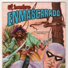 Tebeos: COLOSOS DEL COMIC Nº 35. EDITORA VALENCIANA. EL HOMBRE ENMASCARADO. EL CUADRO PELIGROSO. Lote 18143206