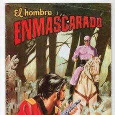 Tebeos: COLOSOS DEL COMIC Nº 37. EDITORA VALENCIANA. EL HOMBRE ENMASCARADO. LA PRATULLA DE LA JUNGLA. Lote 18143220