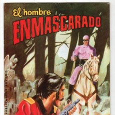 Tebeos: COLOSOS DEL COMIC Nº 37. EDITORA VALENCIANA. EL HOMBRE ENMASCARADO. LA PRATULLA DE LA JUNGLA. Lote 18143223
