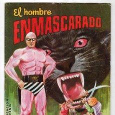 Tebeos: COLOSOS DEL COMIC Nº 38. EDITORA VALENCIANA. EL HOMBRE ENMASCARADO. EL COMANDANTE DESCONOCIDO. Lote 18143229
