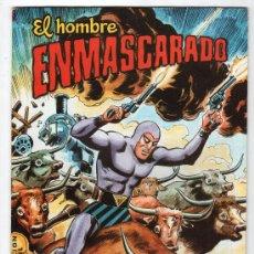 Tebeos: COLOSOS DEL COMIC Nº 47. EDITORA VALENCIANA. EL HOMBRE ENMASCARADO. ORIENTE EXPRESO. Lote 18143266