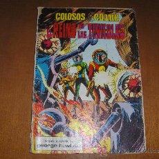 Tebeos: COLOSOS DEL COMIC , EL REINO DE LAS TINIEBLAS, Nº 8. Lote 18210200