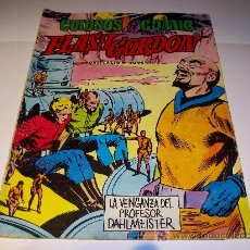 Tebeos: EDITORIAL VALENCIANA / COLOSOS DEL COMIC: FLASH GORDON, Nº 20. Lote 18352842