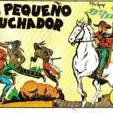 Tebeos: EL PEQUEÑO LUCHADOR (IBERCOMIC) ORIGINAL 1988 LOTE. Lote 26288599