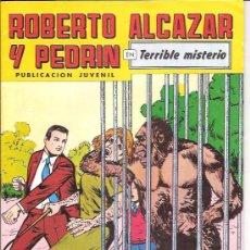 Tebeos: ROBERTO ALCAZAR Y PEDRIN PUBLICACION JUVENIL 2 COMICS. Lote 18459108