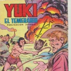 Tebeos: YUKI EL TEMERARIO Nº 20. EDIVAL.. Lote 18643233