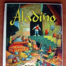 Tebeos: ALADINO - ADAPTACIÓN GRÁFICA DE CUENTOS CLÁSICOS - EDITORIAL VALENCIANA. Lote 18739654