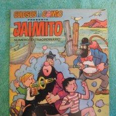 Tebeos: EXTRAORDINARIO DE JAIMITO(JAIMITO PRESENTA COLOSOS DEL COMIC) 1-2-3-4-5(COMPLETA?).VALENCIANA 1975. Lote 18811308