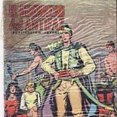 Tebeos: CÓMIC EL GUERRERO DEL ANTIFAZ Nº 121 ED. VALENCIANA.15 PTS.. Lote 27594826
