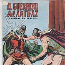 Tebeos: CÓMIC EL GUERRERO DEL ANTIFAZ Nº 146 ED. VALENCIANA.15 PTS.. Lote 27594828