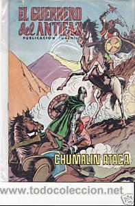CÓMIC EL GUERRERO DEL ANTIFAZ Nº 147 ED. VALENCIANA.15 PTS. (Tebeos y Comics - Valenciana - Guerrero del Antifaz)