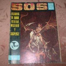 Tebeos: SOS Nº 2(AÑO 1 1975). Lote 19137296