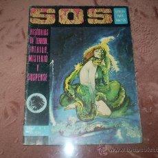 Tebeos: SOS Nº 5(AÑO 1 1975). Lote 19137371
