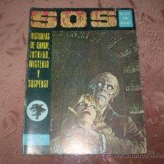 Tebeos: SOS Nº 8(AÑO 1 1975). Lote 19137395