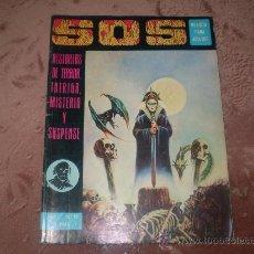 Tebeos: SOS Nº 10(AÑO 1 1975). Lote 19137448