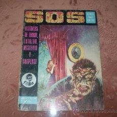 Tebeos: SOS Nº 14(AÑO 1 1975). Lote 19137541