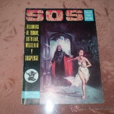 Tebeos: SOS Nº 20(AÑO 1 1975). Lote 19137645