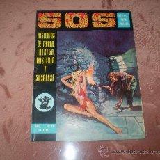 Tebeos: SOS Nº 22(AÑO 1 1975). Lote 19137697
