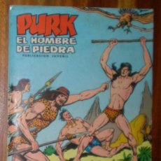 Tebeos: PURK. EL HOMBRE DE PIEDRA. Nº 5. ED. EDIVAL 1974. Lote 26396555