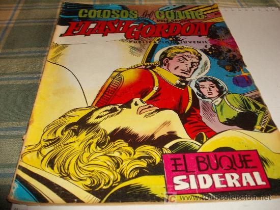 COMIC CIENCIA FICCION VALENCIANA: FLASH GORDON 28 EL BUQUE SIDERAL 1980 JMJ-I (Tebeos y Comics - Valenciana - Otros)