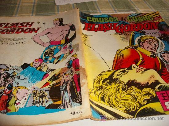 Tebeos: comic ciencia ficcion valenciana: flash gordon 28 el buque sideral 1980 jmj-i - Foto 4 - 19633726