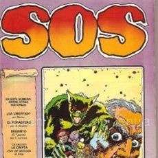 Tebeos: 2 COMIC SOS REVISTA DE TERROR PARA ADULTOS Nº 01-02. EDITVAL 1984. NUEVO.. Lote 26162815