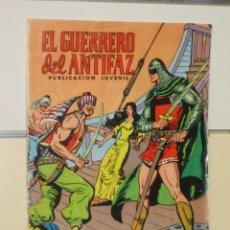 Tebeos: EL GUERRERO DEL ANTIFAZ Nº 81 EDITORIAL VALENCIANA. Lote 19600059