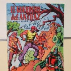 Tebeos: EL GUERRERO DEL ANTIFAZ Nº 64 EDITORIAL VALENCIANA. Lote 19600126