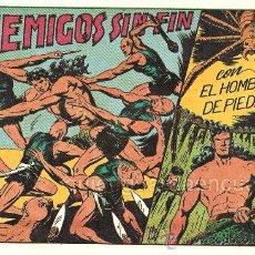 Tebeos: PURK. EL HOMBRE DE PIEDRA CON 8 HISTORIAS Nº 2, NUEVO.. Lote 27064011
