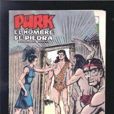Tebeos: PURK EL HOMBRE DE PIEDRA. Lote 19825088