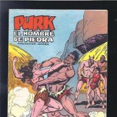 Tebeos: PURK EL HOMBRE DE PIEDRA 36. Lote 19825288