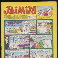 Tebeos: JAIMITO Nº 1147. VALENCIANA 1945. ¡IMPECABLE!. Lote 19927023