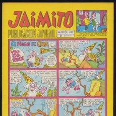 Tebeos: JAIMITO Nº 1146. VALENCIANA 1945. ¡IMPECABLE!. Lote 19927064