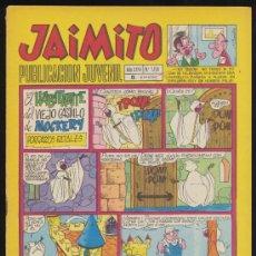 Tebeos: JAIMITO Nº 1124. VALENCIANA 1945.. Lote 19927437