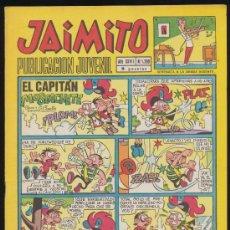 Tebeos: JAIMITO Nº 1200. VALENCIANA 1945. CON UNA AVENTURA DE AMBRÓS.. Lote 19927829