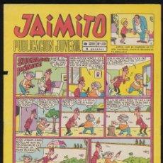 Tebeos: JAIMITO Nº 1199. VALENCIANA 1945. CON UNA AVENTURA DE AMBRÓS.. Lote 19927860