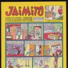 Tebeos: JAIMITO Nº 1196. VALENCIANA 1945. ¡IMPECABLE!. Lote 19927921