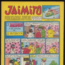 Tebeos: JAIMITO Nº 1177. VALENCIANA 1945. ¡IMPECABLE!. Lote 19927968